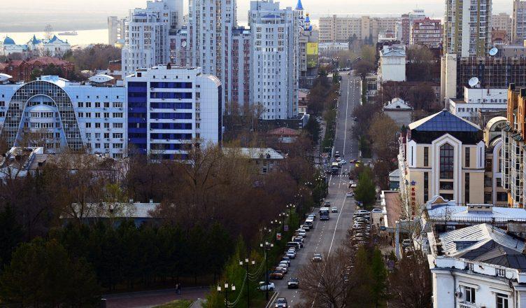 правительства Хабаровска
