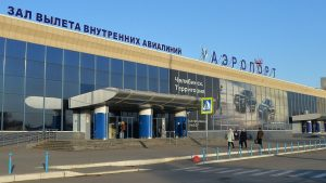 аэропортах России