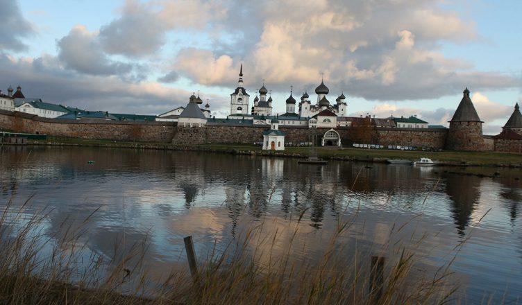 Соловецким архипелагом