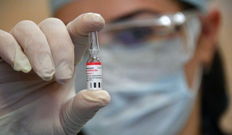 Российскую вакцину