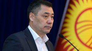 назначен Садыр Жапаров