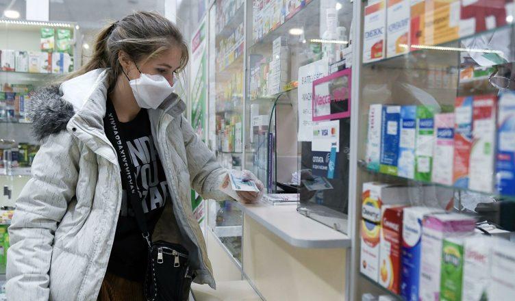 в аптеках
