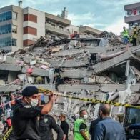 Землетрясении