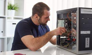 Компьютере