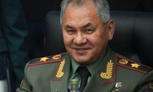 военнослужащих России