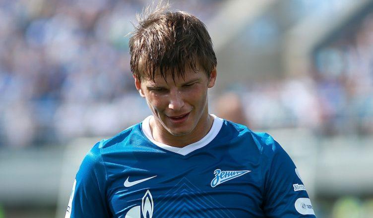 Аршавин не готов стать спортивным директором «Зенита»