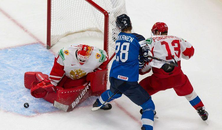 Россия проиграла Финляндии в матче за бронзу в МЧМ-2021
