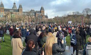 Амстердаме