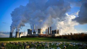 В Германии взорвана угольная электростанция