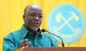 скончался Джон Магуфули – президент Танзании.