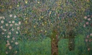 Франция возвращает «Розовые кусты под деревьями»