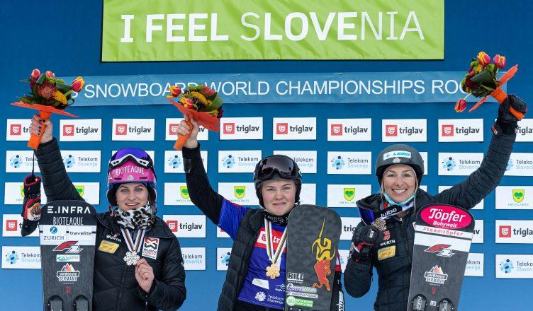 Чемпионат мира по сноуборду - успех российской команды