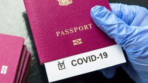 COVID-паспортов