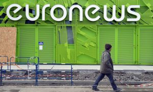 В Беларуси прекратилась трансляция Euronews