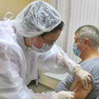 начали вакцинировать