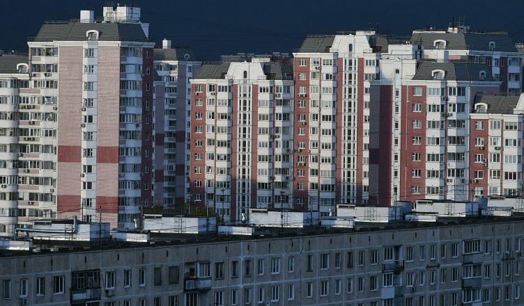 на жилую недвижимость