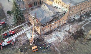 В Тамбове на ТЭЦ обрушилась часть здания. Пострадали люди