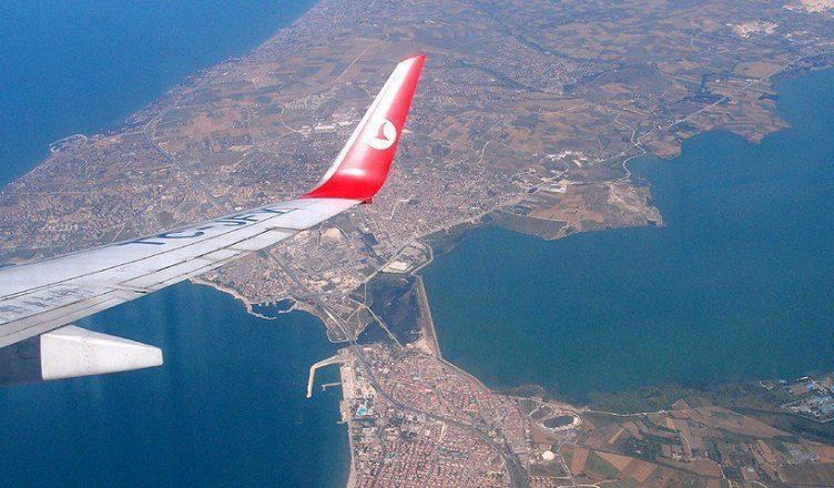 В России ввели ограничения на полёты в Турцию
