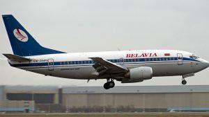 белорусских самолётов