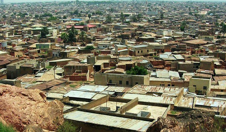 вНигерии
