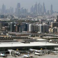 аэропорту Дубая