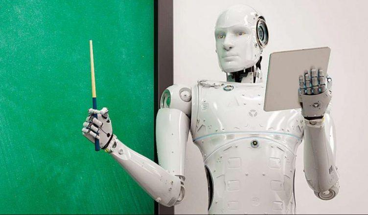 У российских школьников домашнее задание будут проверять роботы
