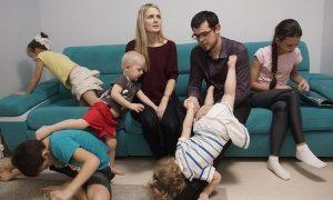 В Москве количество многодетных семей выросло
