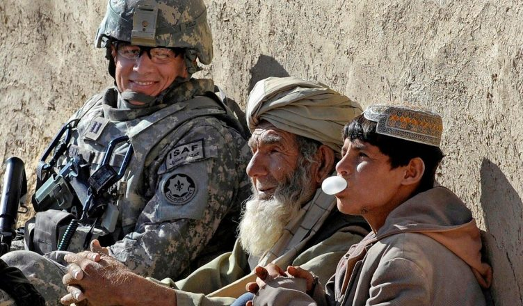 афганцев