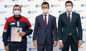 Губернатор Калининградской области Антон Алиханов поблагодарил «Россети Янтарь» за обеспечение электробезопасности региона