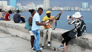 на Кубу