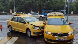 такси в