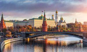 российская столица