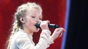 Россию на «Детском Евровидении-2021» представит Таня Меженцева